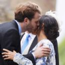 Meghan Markle and Prince Harry – Celia McCorquodale and George Woodhouse's wedding in Stoke Rockford