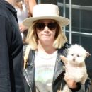 Ashley Tisdale – Out and about in Los Angeles - 454 x 509