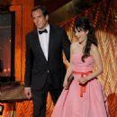 Zooey Deschanel: 2011 Emmy Awards Adorable