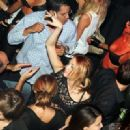 Miley Cyrus - Dancing At The VIP Room In Paris, 2010-09-05