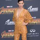 Evangeline Lilly – 'Avengers: Infinity War' Premiere in Los Angeles - 454 x 723