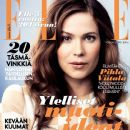 Pihla Viitala - Elle Magazine Cover [Finland] (May 2013)
