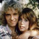 Peter Frampton and Sandy Farina