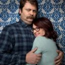 Megan Mullally and Nick Offerman - 454 x 609