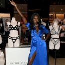 Victoria's Secret Angel Leomie Anderson Debuts New Fall Collection - 454 x 653