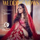 Huma Qureshi - Wedding Vows Magazine Cover [India] (February 2020)