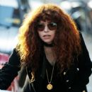 Natasha Lyonne – Filming 'Russian Doll' in New York - 454 x 681