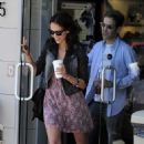 Jessica Alba's Gourmet Lunch Date