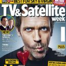 Hugh Laurie - TV & Satellite Week Magazine Cover [United States] (12 February 2011)