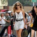 Annika Krijt – Arrives at Victoria's Secret Auditions in New York - 454 x 681