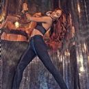 Joan Smalls for True Religion Capsule Collection Spring/Summer 2015