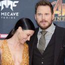 Evangeline Lilly – 'Avengers: Infinity War' Premiere in Los Angeles - 454 x 613