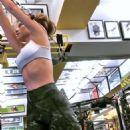 Kate Beckinsale – Workout – Social Media Pics