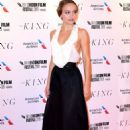 Lily Rose Depp – 'The King' Premiere – 63rd BFI London Film Festival