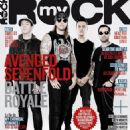 Synyster Gates, Johnny Christ, M Shadows & Zacky Vengeance