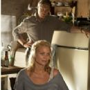 David Morrissey and Laurie Holden in The Walking Dead - 320 x 380