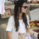 Jordana Brewster Shopping in Los Angeles 10/16/ 2016 - 454 x 951