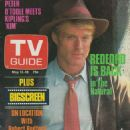Robert Redford - TV Guide Magazine Cover [United States] (May 1984)