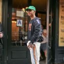 Celebs Are Seen Out and About (New York City)