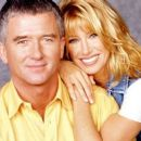 Suzanne Somers and Patrick Duffy