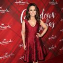 Lacey Chabert – 'Christmas at Holly Lodge' Screening in LA - 454 x 667