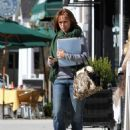 Jennifer Love Hewitt candids - Studio City - Jan 12 2011
