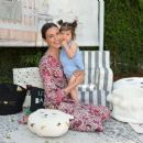 Odette Annable – Emily & Meritt for Pottery Barn Kids Collection Launch Presentation in LA - 454 x 382
