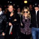 Michael Buble and Luisana Lopilato Argentina 27 april