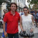 Kim Kardashian: stop to dine at Miami's Serendipity