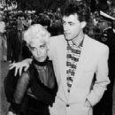 Bob Geldof and Paula Yates - 313 x 420