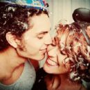 Samuel Larsen and Scout Taylor-Compton