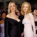 Uma Thurman and Nicole Kidman