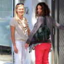 Amy Smart Out In Beverly Hills, August 3, 2010