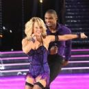 Peta Murgatroyd and Michael Sam