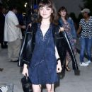 Maisie Williams in Mini Dress – Out in New York City