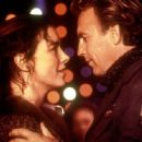 Kevin Costner and Olivia Williams