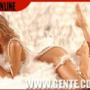 Catherine Fulop Gente Magazine Pictorial 21 May 2002