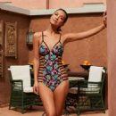 Myleene Klass – Littlewoods Swimwear Range Photoshoot in Morocco - 454 x 696