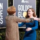 Carol Burnett and Amy Adams :  76th Annual Golden Globe Awards - 454 x 303