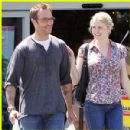 Michael Vartan and Lauren Skaar - 300 x 300