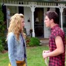 Alyson Michalka and Michael Trevino