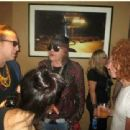 Axl Rose & Nicolas Cage, The Joint, Hard Rock Hotel & Casino