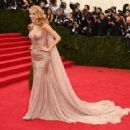 Blake Lively Charles James Beyond Fashion Costume Institute Gala In Ny