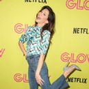 Jackie Tohn – Netflix 'Glow' Roller Skating Event in Los Angeles - 454 x 681