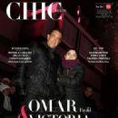 Omar Fayad and Victoria Ruffo - 320 x 406