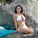 Casey Batchelor in Bikini on holiday in Dubai - 454 x 630