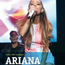 Ariana Grande for Slide magazine July 2015