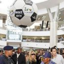 Shakira Lands in South Africa for World Cup
