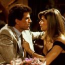 Ted Danson and Kirstie Alley in Cheers