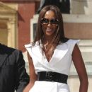 Naomi Campbell Announces The African Rising Festival In London 2008-06-25